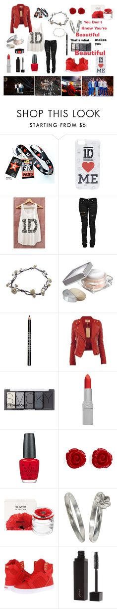 """""""1D Concert Backstage with Ed Sheeran"""" by sunrise97 ❤ liked on Polyvore featuring Wet Seal, Denim of Virtue, Christian Dior, Jon Richard, Lord & Berry, H&M, T. LeClerc, OPI, Brooks Brothers and Kenzo"""