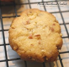 Cooking With Mary and Friends: Pecan Shortbread Cookies Updated November 2019 I've always loved Shortbread Cookies With Icing, Shortbread Bars, Pecan Cookies, Almond Cookies, Fruit Cookies, Sweet Cookies, Bar Cookies, Sandwich Cookies, Pecan Recipes