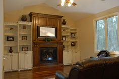 built+in+fireplace+entertainment+center | fireplace and tv | FIREPLACE/BUILT-IN/ENTERTAINMENT CENTER