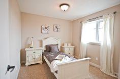Children's Bedroom On the Park. Custom Builders, Custom Homes, Toddler Bed, Park, Bedroom, Table, Furniture, Home Decor, Child Bed