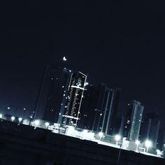 Moon in Bahrain
