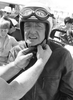 """""""The World's Fastest Indian"""" - Burt Munro (b. Invercargill) made ten trips to Bonneville. In 1967, at the age of 68, he set a land speed record of 185.586 mph—on a 47-year old machine with an original top speed of 55. To this day, no one has broken his record (motorcycle under 1000cc)."""