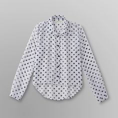 could be perfect w/ the polka dot skater skirt from asos