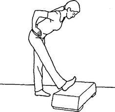 Sciatica Stretching Exercises   Exercises for Sciatica - the one VITAL exercise @Sharon Macdonald Macdonald Macdonald Brooksbank