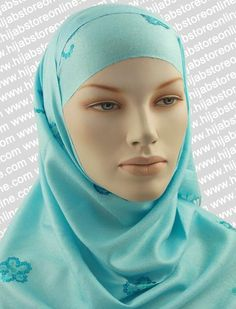 Step by step hijab