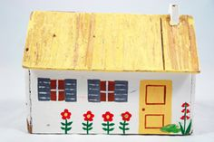 vintage wooden house found at H is for Home.