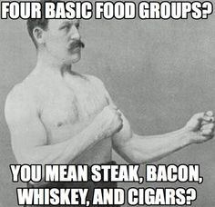 An Overly Manly Man meme. Caption your own images or memes with our Meme Generator. Zombie Apocalypse, Overly Manly Man Meme, Funny Shit, Funny Stuff, Funny Things, Random Stuff, Funny Humor, Hilarious Jokes, Happy Things
