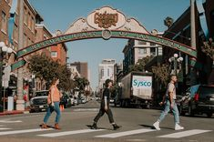 Did you know T&P is located in the 💛 of Downtown San Diego? The Gaslamp Quarter got its name because of the original 50 gas street lights that lined the street 💡 Street Lights, Influencer Marketing, West Coast, Pond, San Diego, Street View, Lifestyle, Digital, Water Pond