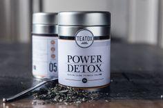 get the brand new POWER DETOX tea by TEATOX