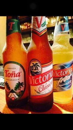 Cervezas 100% Nicaragüenses