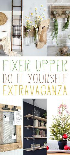 Fixer Upper DIY Extravaganza - The Cottage Market