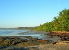 Early morning at Playa Grande - Montezuma, Puntarenas, Costa Rica