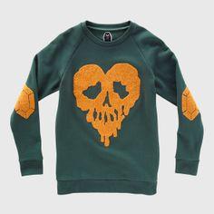 Skull Fucked Sweater -- #DDXMASWISHLIST