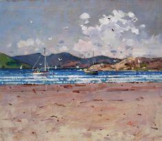'West coast moornings' by James Orr, £595