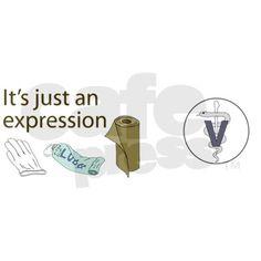Mug: It's just an expression on CafePress.com