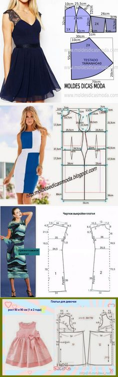 Dress pattern sewing summer 42 New Ideas Sewing Dress, Dress Sewing Patterns, Diy Dress, Clothing Patterns, Sewing Coat, Skirt Patterns, Pattern Sewing, Coat Patterns, Pattern Dress