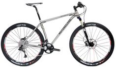 Mountain Bikes - MTB - 2009 Motobecane Fly 29 Titanium SRAM XO 2x10