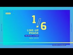 😍 We are already starting into the 1 of 6 Line-Up Phases! This year more than 190 artists are waiting for you on 6 stages. Elf, Lineup, Electric, Love, Youtube, Amor, Elves, I Like You, Youtubers