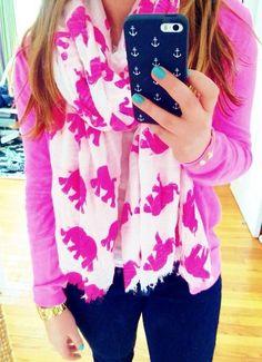 LOVE this scarf! < me too @Natalie Wheeler