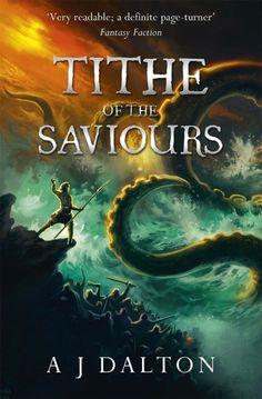 Tithe of the Saviour (cover)