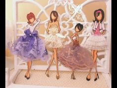 Dolls 101 with Julie Nutting on Live with Prima - YouTube