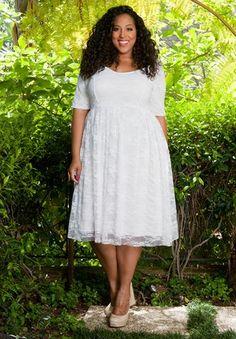 Low Key Wedding Dress, Wedding Dresses, Lace Dress, Dress Up, White Dress, Curvy Fashion, Plus Size Fashion, Modest Fashion, Dress Fashion