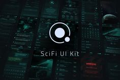 Orbit SciFi UI Kit by Nice To Must Have on @creativemarket