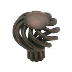 Birdcage Knob Size 126 H x 126 W x 15 D Finish Bronze -- Details can be found by clicking on the image. (This is an affiliate link) #KidsHomeStore