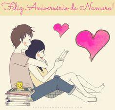 Feliz-Aniversario-de-Namoro-Imagem-com-Frase-Desenho-Fotos-de-amor-3.jpg (700×673)