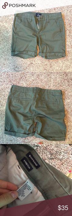 Boyfriend shorts So cute!! American Eagle Outfitters Shorts Bermudas