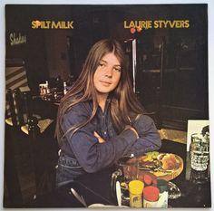 Laurie Styvers - Spilt Milk - Vinyle non réédité Hippie Culture, Pink Floyd, Milk, Albums, Google Search, Music, Musica, Musik, Muziek