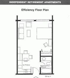 Apartment, Best Efficiency Apartment Floor Plan: Smart Efficiency Apartment Floor Plans Layout