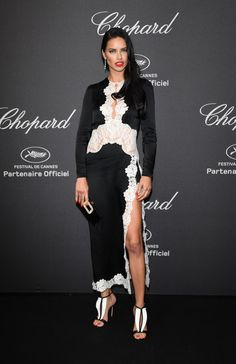 Adriana Lima - All the Breathtaking Looks From the 2016 Cannes Film Festival - Photos