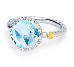 I heart this ring from TACORI! Style no: SR14502