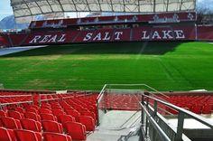 Rio Tinto Stadium, RSL Soccer