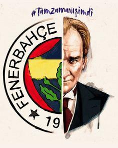 Atam izindeyiz biz de Fenerbahçeliyiz! #Fenerbahçe #TekYolFener dogan