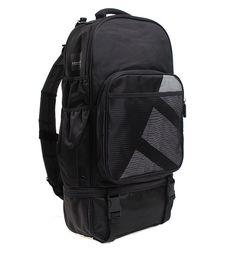 adidas Originals EQT Street Backpack Equipment Black Casual Hiking Gift BQ5839  #adidas #Backpack