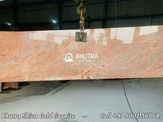 Shiva Gold Granite is the primary choice for those who are searching for the granite floor tiles to add glamour to their living space. The granite has a beautiful beige or yellow background. Pitting, fissures, and veining in the granite create unique designs. One can easily upgrade the indoor or outdoor spaces with this awestruck granite. It offers resistance to food stains and beverages spill and hence offers long-lasting shine and luster for many years. Contact us to get the best price !!! Granite Flooring, Granite Slab, Black Granite, Granite Suppliers, Marble Price, Granite Tops, Italian Marble, Yellow Background, Pure White
