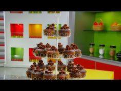 Dulces secretos - Cupcakes para cumpleaños - YouTube