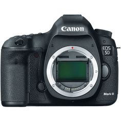 Canon EOS 5D Mark III DSLR Camera (Body Only) | @giftryapp