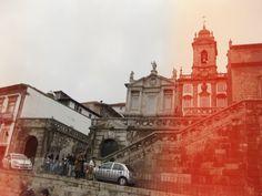 Oporto. Iglesia de San Francisco