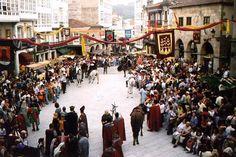 Feira Franca Medieval de Betanzos
