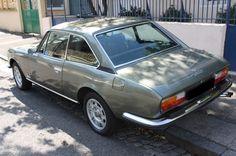 PEUGEOT 504 Coupé | Voitures Vintage 505 Peugeot, Auto Peugeot, My Dream Car, Dream Cars, Moped Bike, Cabriolet, Top Cars, France, Porsche 356