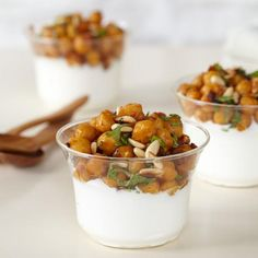 Quick, healthy breakfast recipes include sweet breakfast quinoa and a breakfast burrito with turkey bacon. Plus more quick, healthy breakfast recipes. Pine Nut Recipes, Wine Recipes, Cooking Recipes, Nutritious Snacks, Healthy Snacks, Healthy Recipes, Healthy Breakfasts, Savory Snacks, Healthy Dishes