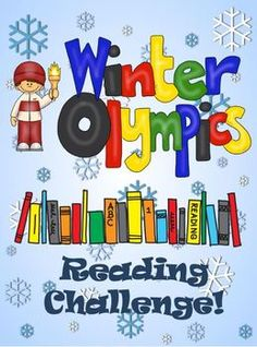Winter Reading Olympics Contest and Assessment: Common Core Aligned! Watch your students have fun and enjoy reading for the month of February with different events and contests aimed at helping them become better readers! Reading Contest, Teaching Reading, Guided Reading, Reading Assessment, Winter Activities For Kids, Reading Projects, Library Activities, Summer Reading Program, Common Core Reading