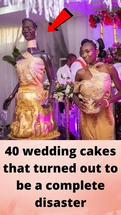 40 #wedding cakes that #turned out to be a #complete disaster