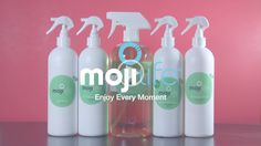 MojiLife | Stylish and mess free fragrance devices and scent wicks for whole home use.
