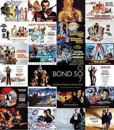 James Bond 50th Anniversary Poll
