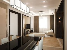 """#LuxuryLiving """"Live the Lifestyle"""" Private House in Moscow by Artem Popov"""