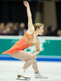 女子2位のワグナーのパフォーマンス、スケート・アメリカ 国際ニュース:AFPBB News